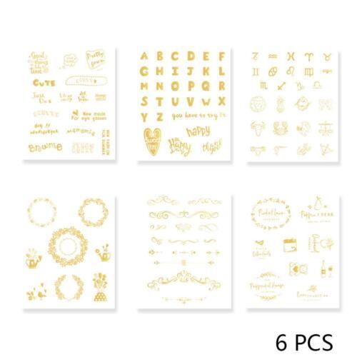 Stickers Kawaii Stationery DIY Scrapbooking Album Journal Book Stickers Craft~