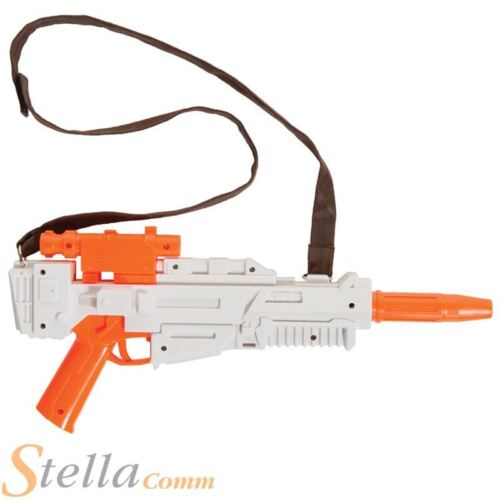 Official Star Wars Force Awakens Stormtrooper Blaster Gun Fancy Dress Accessory