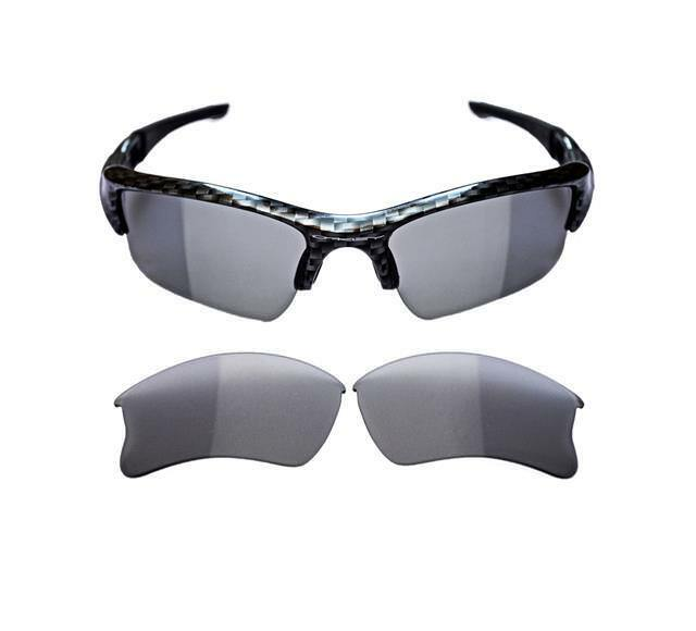 444cb20e43 Polarized Transition Photochromic XLJ Lens for Oakley Flak Jacket Sunglasses