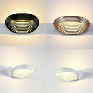 Led Wall Lights Up Down Indoor Modern Wall Sconce Lighting Lamp Warm Lights 7w Ebay