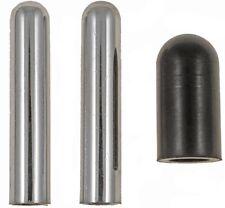 Custom Accessories 98888 Black Metal Anti-Theft Door Lock Knob