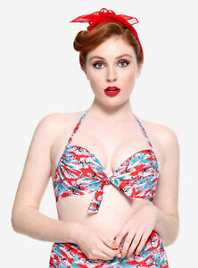 4efca47c5 Image is loading Disney-Princess-Mulan-Retro-Cherry-Blossoms-Swim-Suit-