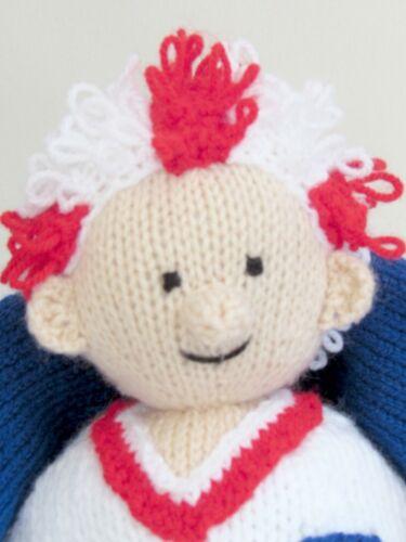 England Football Crazy Copriteiera Knitting Pattern a maglia il tuo accogliente
