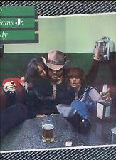 HANK WILLIAMS JR rowdy US 1981 EX LP