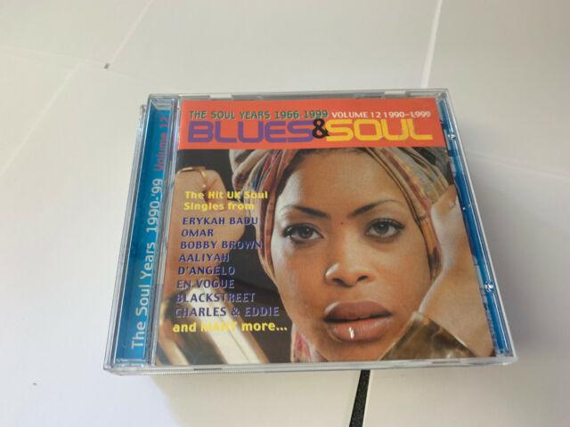 Various Artists : Blues & Soul Years 1966 - 1999 Vol. 12 1 CD EX/EX [B35]