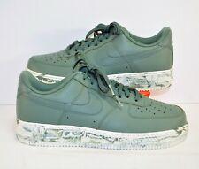 Nike Air Force 1 07 Lv8 Leather JEWEL Mens Aj9507 003 Black