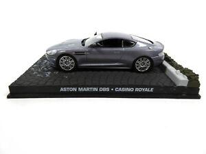 Details About Aston Martin Dbs James Bond 007 Casino Royale 1 43 Diecast Model Car Ky02