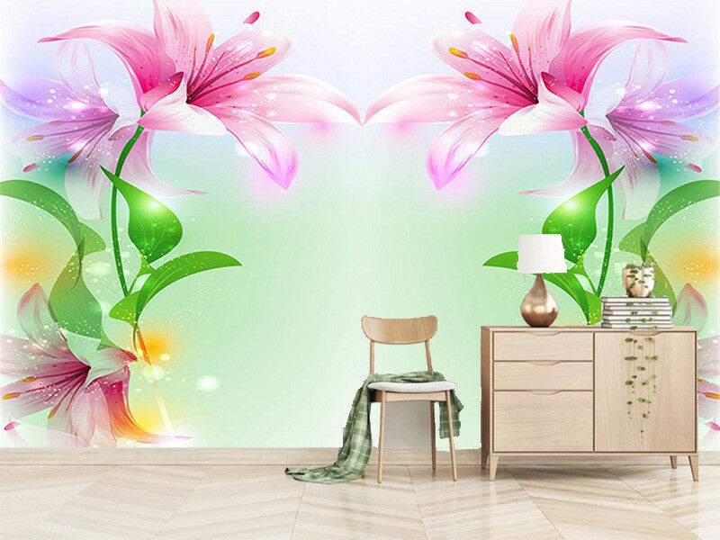 Vivid Robust Pear Pear Pear 3D Full Wall Mural Photo Wallpaper Printing Home Kids Decor 99a5eb