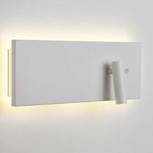 LED Candelabro Da Parete Hall Fixture SPECCHIO ON/OFF pulsante foto da comodino luce di lettura