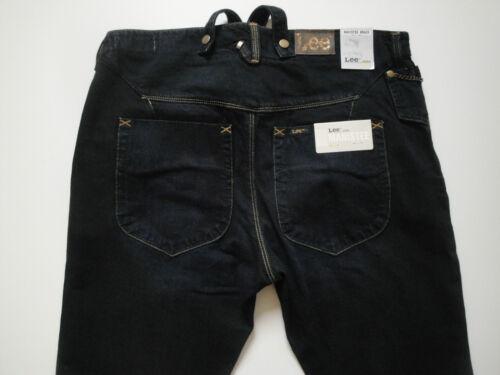 Dunkelblau W30 L34 Lee Manistee Brace Damen Jeans