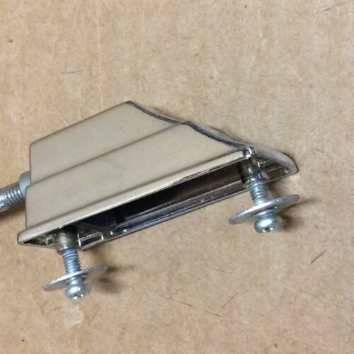 B978 Vintage Pearl Bass Drum Lug w// Claw and Tee Tension Rod