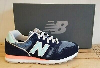 New Balance 373 Navy Suede WL373CT2 Lifestyle Shoes For Women   eBay