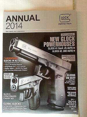 Glock Annual 2012 Buyers Guide//nouveau militaire