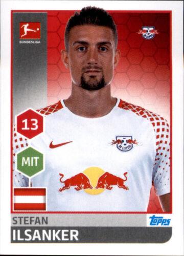Stefan Ilsanker TOPPS Bundesliga 2017//2018 Sticker 160