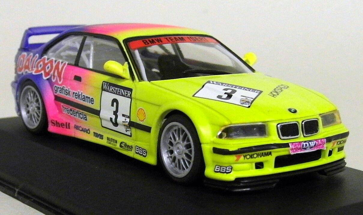 Minichamps 1 43 Scale 430 932381 BMW M3 GTR E36 ADAC GT 1993 Diecast Model Car
