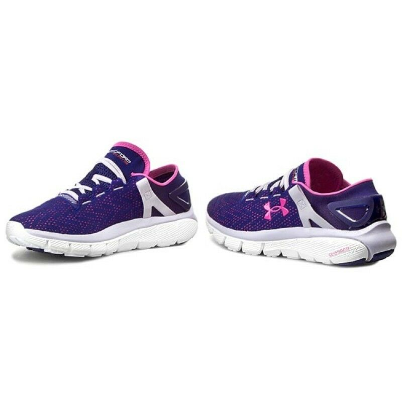 Under Armour Damens's Speedform Fortis Trainers Sneakers 1258728-540