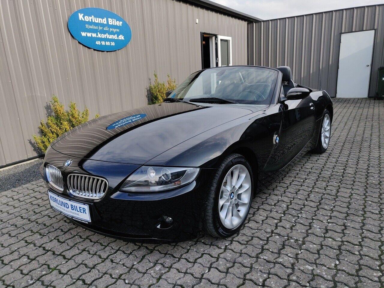 BMW Z4 2,2 Roadster 2d