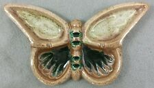 RED WING POTTERY BUTTERFLY ASHTRAY  # 934  Mid-Century Modern