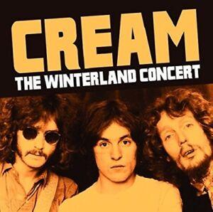 CREAM - THE WINTERLAND CONCERT 1968   CD NEW!