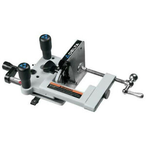 Details About Delta Woodworking 34 184 Multi Position Control Universal Tenoning Jig New