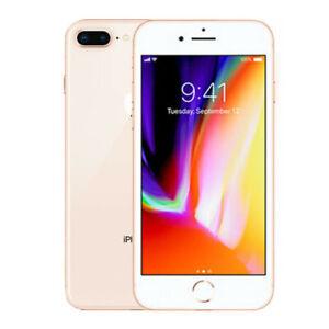 Apple iPhone 8 Plus 64GB Oro Sbloccato Garanzia di 1 anni A1897 (GSM)