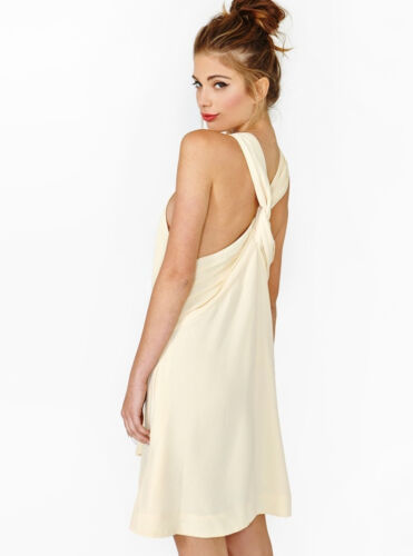Casual Summer Woman Mini Dress Copricostume A 110027 Mini Vestito Donna