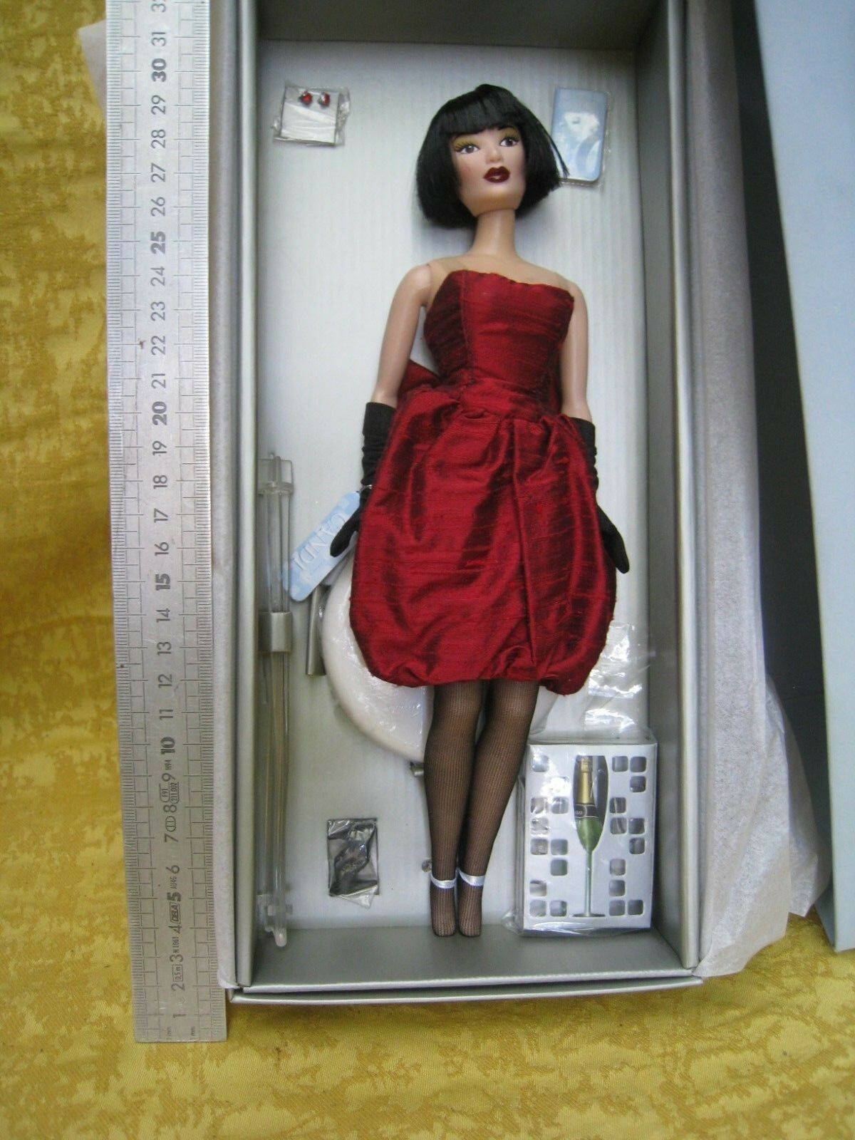 RARE poupée INTEGRITY-TOY neuve en boîte NRFB  Hollyday Toast_CANDI  2001