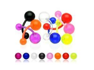 Lot-revendeur-grossiste-8-piercing-nombril-flexible