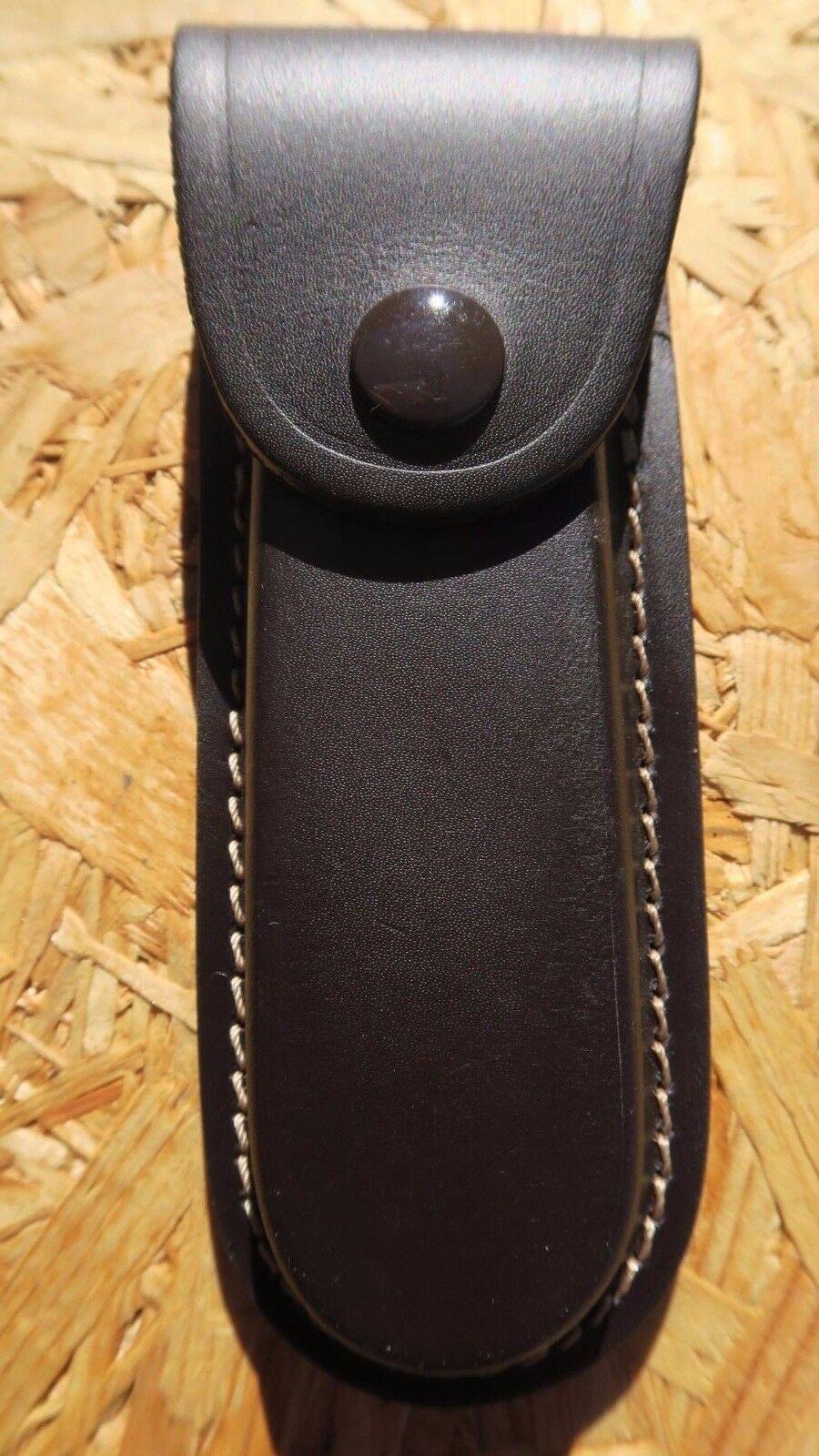 9913a886c98 HERBERTZ COUTEAU 12 cm couteaux étui cuir marron marron cuir travers couteau  de poche 2675120 87d732