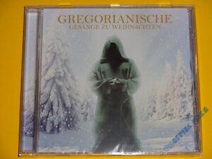 CD-Gregorianische-Gesaenge-zu-Weihnachten-schola-santa-soriano-NEU-amp-OVP