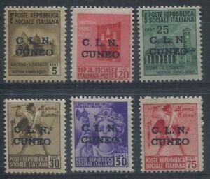 Objectif C.l.n. Cuneo ** (mnh)