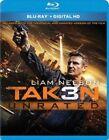 Tak3n Taken 3 Unrated Version Blu-ray