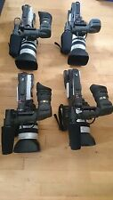 Lot of 4 CANON XL2  3CCD DIGITAL VIDEO CAMCORDERS UNTESTED