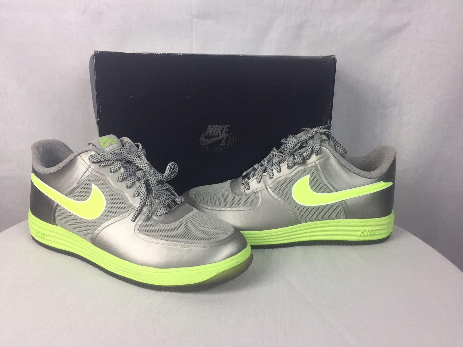 Nuevo!Nike Lunar Force 1 1 Force Fusible comodo 4b3959