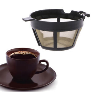 Image Is Loading 1pcs Replacement Reusable Cone Coffee Filter Washable Bar