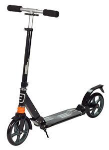 City-Scooter-Fully-200mm-gefedert-vorne-und-hinten-bis-100Kg-klappbar