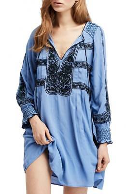 NWT Free People Wind Willow Mini dress Retail $148