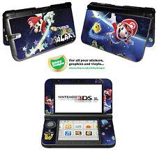 Super Mario Piel de vinilo adhesivo para Nintendo 3ds Xl