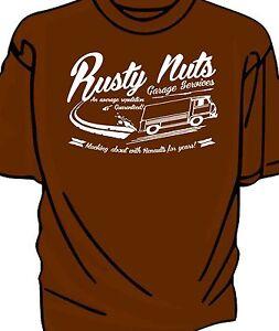 Austin Healey 3000 /'Rusty Nuts Garage Services/' sweatshirt