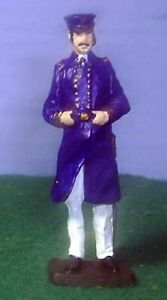 TOY SOLDIERS METAL AMERICAN CIVIL WAR UNION NAVY CAPTAIN 54 MM