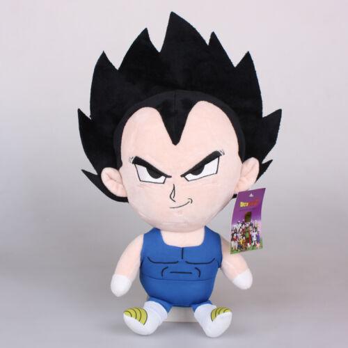 6Pcs Dragon Ball Z Son Goku Gohan Kuririn Majin Boo Vegeta Plush Toys Soft Doll