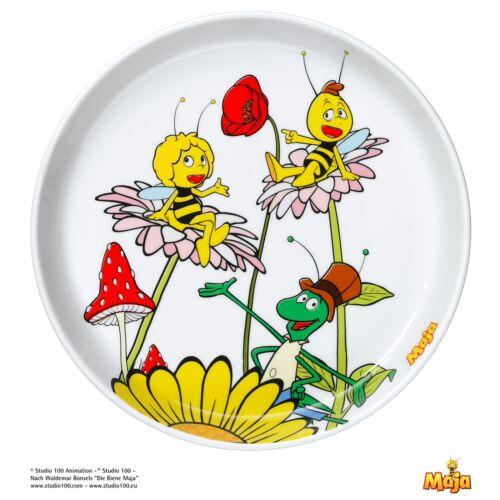 WMF Assiette abeille Maja Porcelaine NEUF
