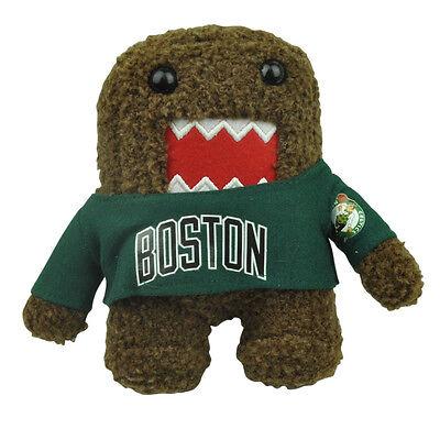 Weitere Ballsportarten Nba Domo Kun Boston Celtics Plüsch Klein Teddy Mini 15.2cm Braun Cartoon Stuffed 100% Hochwertige Materialien