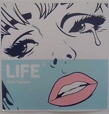 """BEN FROST """"LIFE 100"""" BLUE - LTD ED 50 +Dolk,Eine,Pure Evil,Stik sticker"""