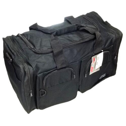 "NexPak Duffel Bag TT122 BLACK in 22/"" 3000 cu"