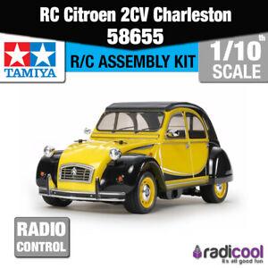 58655-TAMIYA-CITROEN-2CV-CHARLESTON-M-05-FWD-1-10TH-Kit-De-Radio-Control-R-C