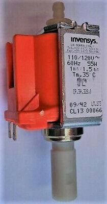 Behendig Wasserpumpe Invensys 110/120v 60hz 55w Für Jura Kaffeevollautomaten