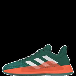 Adidas Pro rebote locura 2019 Para hombre verde Tenis de Basketball bajas Zapatillas BB9226