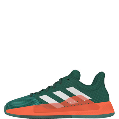 adidas Pro Bounce Madness 2019 Men\u0027s Green Basketball Shoes Low Sneakers  BB9226