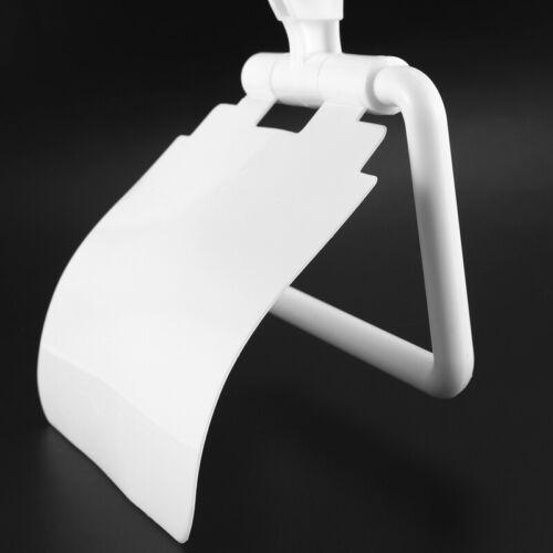 Fashion Kreative Tissue Box Bad Toilette Saugnapf Wand Toilettenpapierhalter C5T